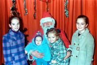 santa in tralee 70's and 80's