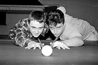 Tralee snooker club 80's (1)